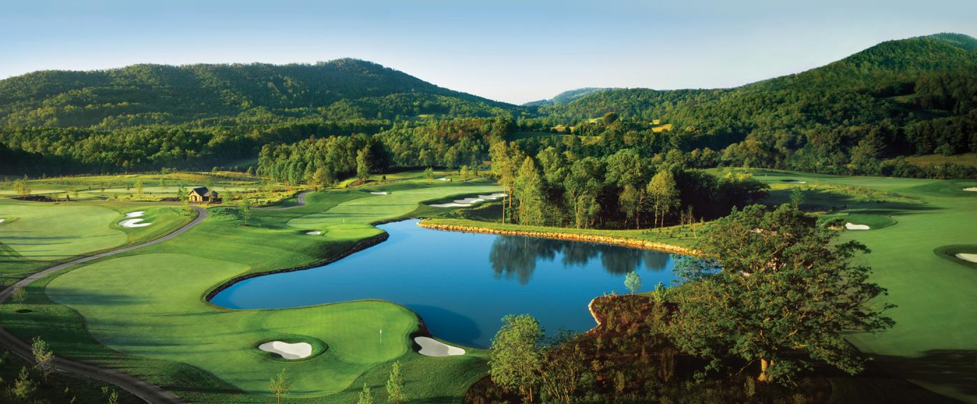 The Cliffs Walnut Cove Asheville Golf Communities
