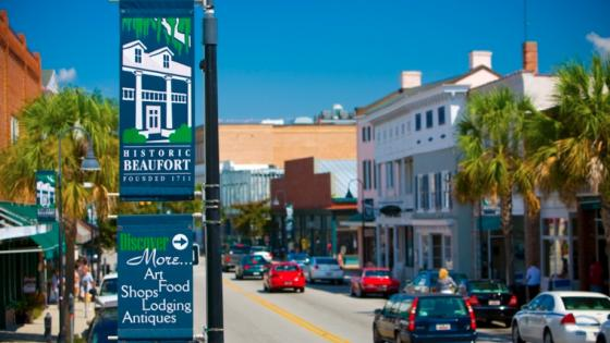 Beaufort County Real Estate Downtown Charm