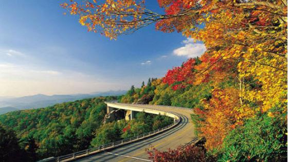 Best Of Asheville Blue Ridge Parkway