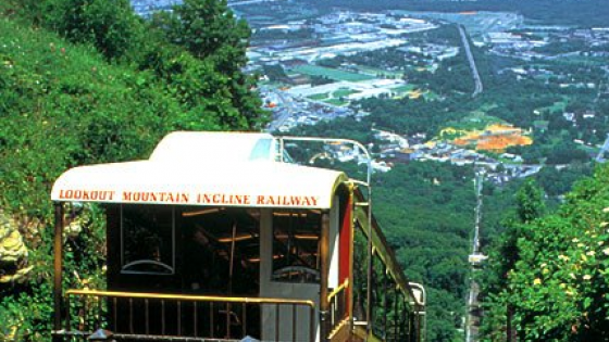 Best Of Chattanooga Incline Railway