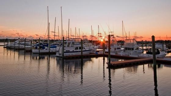 Brunswick County Real Estate Southport Marina