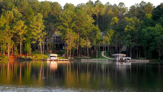Lake Oconee homes