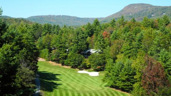 Highlands Cashiers Golf Courses