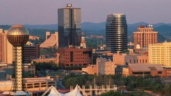 downtown Knoxville