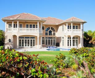 Bermuda Bay luxury homes