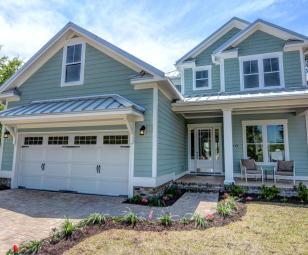 The Bluffs on the Cape Fear home styles