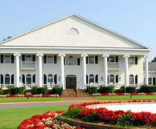Brunswick Plantation NC Golf Clubhouse