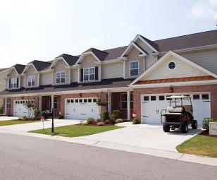 Muirfield Townes golf course townhomes