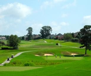 golf course in Georgia at Hampton Golf Village