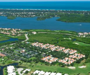 Grand Harbor Vero Beach Aerial View