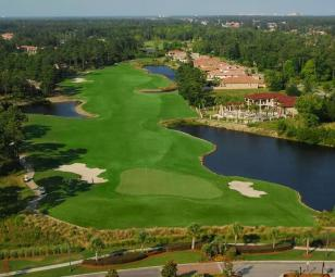 Myrtle Beach golf real estate