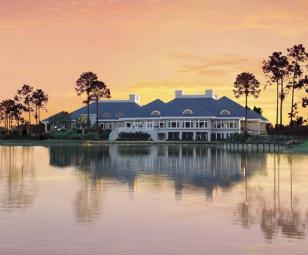 Grey Oaks Naples golf clubhouse