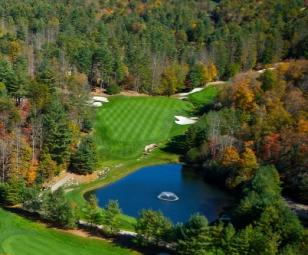 best golf course communities in the Carolinas