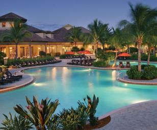 Lely Resort Naples Florida Community Swimming Pool
