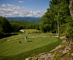 Linville Ridge Mountain Golf Courses