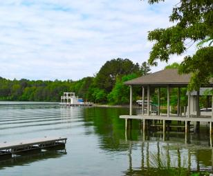 Tellico Lake waterfront homes