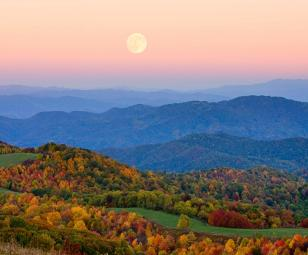 North Carolina mountain communities
