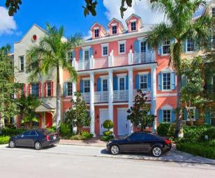 Pineapple Grove Delray Beach Townhomes