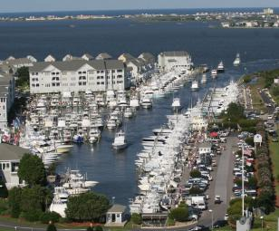 Pirates Cove Marina Gated Outer Banks Community
