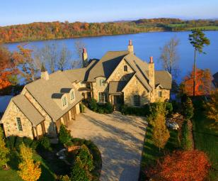 Rarity Bay Tennessee Lakefront Homes