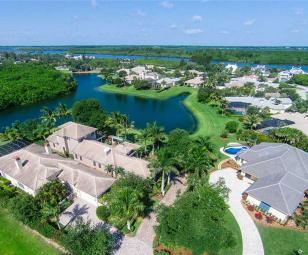 River Club Vero Beach Aerial View