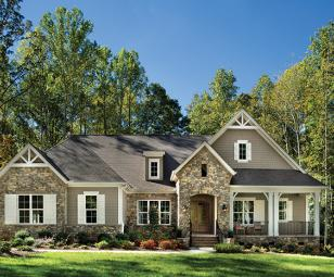 Southbridge Savannah homes