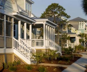 new cottage homes at Seagrove