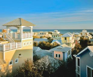 Seaside homes Florida