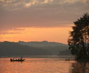 Tellico Village Tennessee Best Lakes