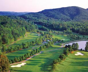 The Cliffs Valley Golf Course