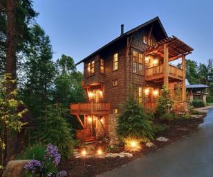 mountain vacation homes