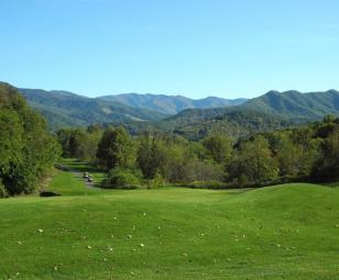 Waynesville Golf Laurel Ridge Course Views
