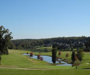 Woodfin Ridge Golf Course Greenville SC