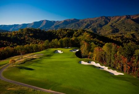 Balsam Mountain Golf Course Views