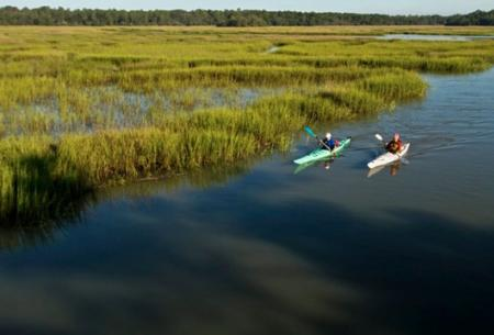 Beaufort County Real Estate Callawassie Island Waterways