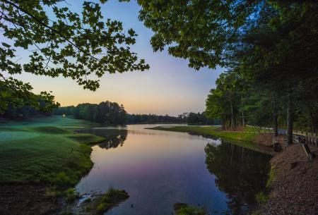 Big Canoe GA Golf Course