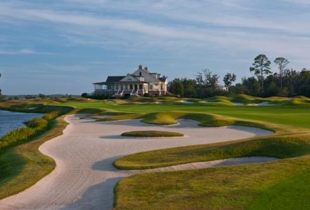 Bluffton SC Homes Colleton River Plantation Club Pete Dye Clubhouse