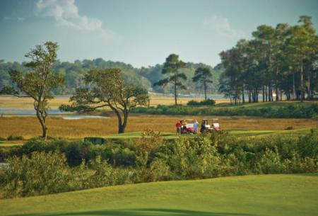 Brunswick County NC Real Estate Rivers Edge Golf Course