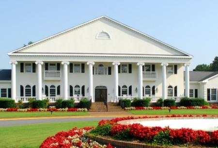 Brunswick Plantation North Carolina Golf Clubhouse