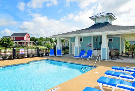 Amenities at Cottages at Southport
