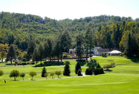 Kenmure NC golf course