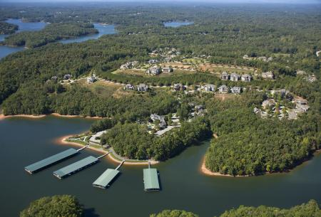 Marina Bay on Lake Lanier