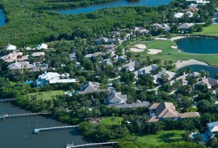 Orchid Island Vero Beach waterfront real estate