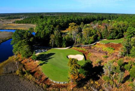 Winding River Plantation NC Golf Course