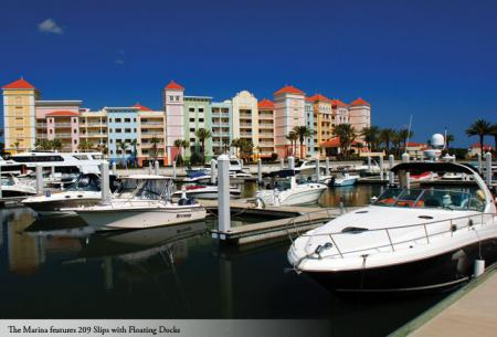 Yacht Harbor Village Palm Coast marina