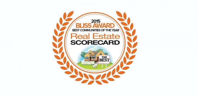 Bliss Award Logo White
