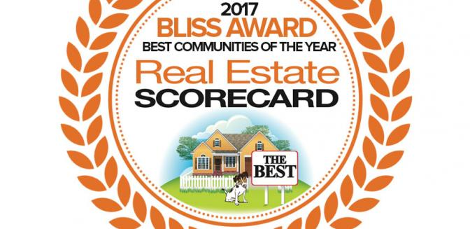 Bliss Award White Horizontal