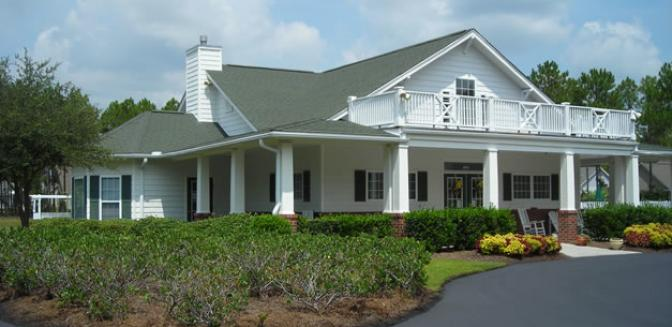 Arbor Creek Plantation Southport NC Clubhouse