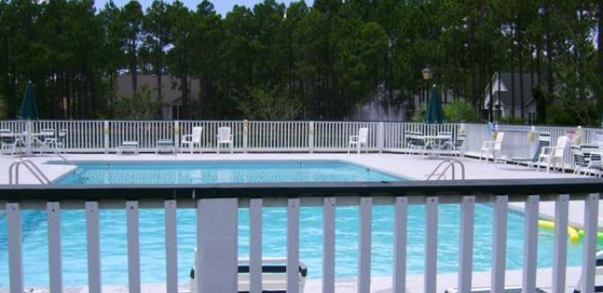 Arbor Creek Plantation Southport NC Community Swimming Pool