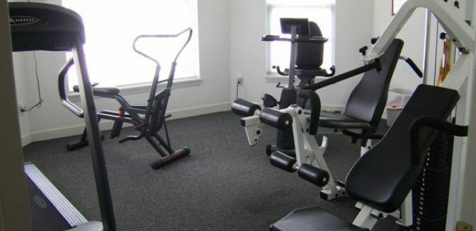 Arbor Creek Plantation Southport NC Fitness Center